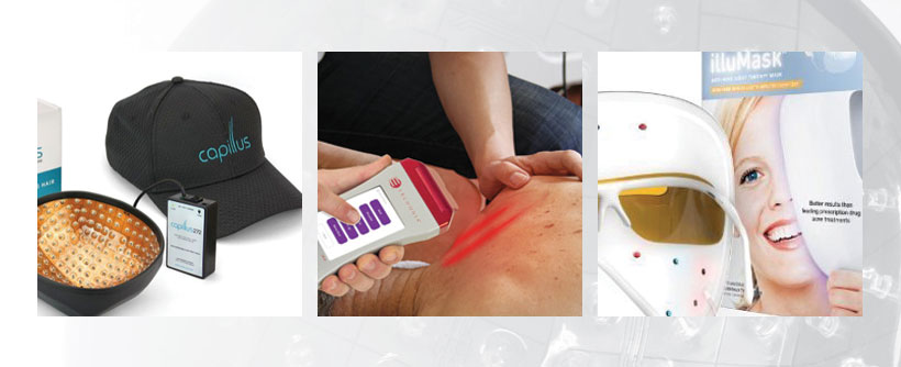 Laser Therapy: FDA Cleared Hair Loss Treatment for Men and Women